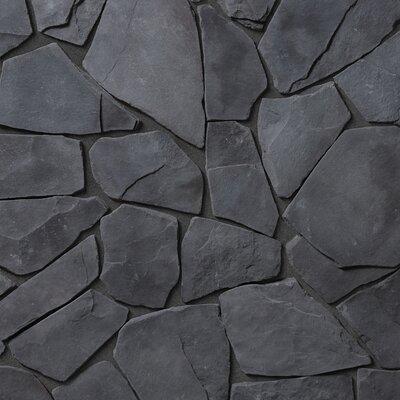 Bedrock Random Sized Concrete Composite Rock Exterior Tile in Vancouver