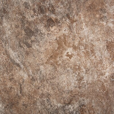 Origin 18 x 18 Ceramic Metal Look Field Tile in Essence
