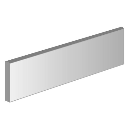 Origin 3 x 13 Ceramic Bullnose Tile Trim in Cause