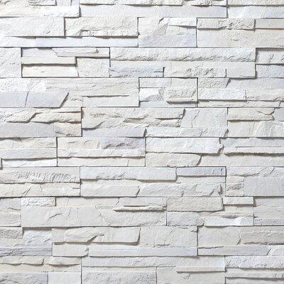 American Rockies Random Sized Concrete Composite Splitface Exterior Tile in Calgary