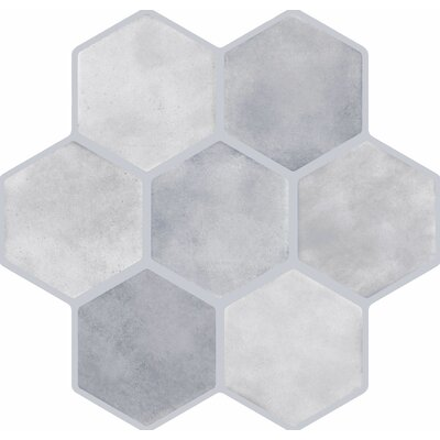 Vice 18 x 18 Porcelain Field Tile in Gray