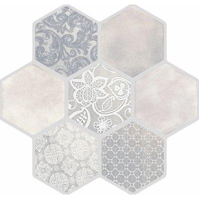 Virtue 18 x 18 Porcelain Tile in Beige
