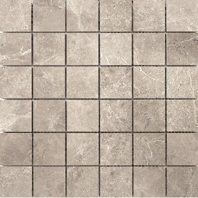 Realm 2 x 2 Ceramic Mosaic Tile in Nation