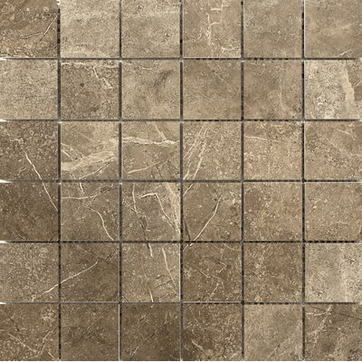 Realm 2 x 2 Ceramic Stone Look Mosaic Tile in Region