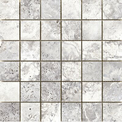Cabo 2 x 2 Ceramic Mosaic Tile in Shore