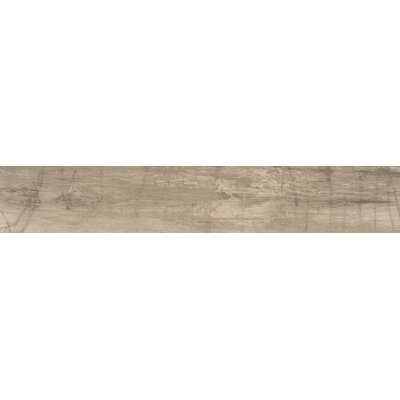 Madera 6 x 35 Porcelain Wood Look/Field Tile in Log