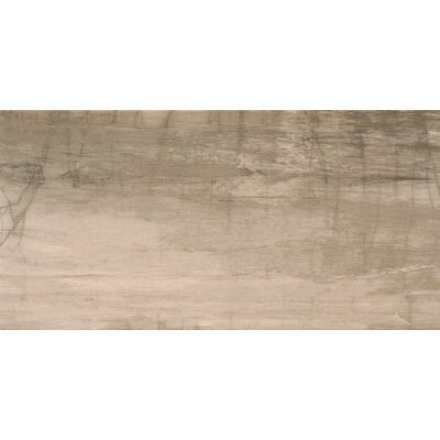 Madera 12 x 24 Porcelain Wood Look/Field Tile in Log