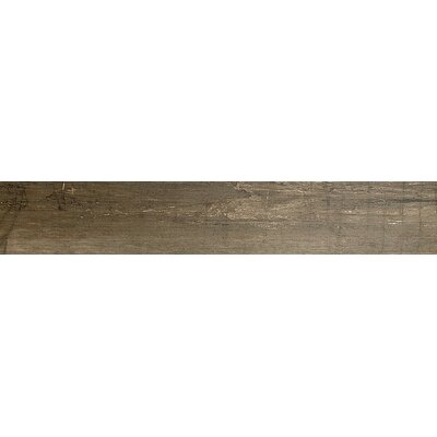 Madera 6 x 35 Porcelain Wood Look/Field Tile in Lumber