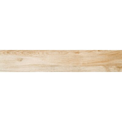 Pocono 6 x 36 Porcelain Wood Look/Field Tile in Oak