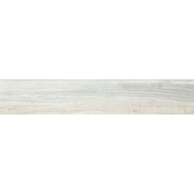 Pocono 6 x 24 Porcelain Wood Look/Field Tile in Smoke