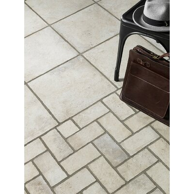 Newberry 11 x 2 Porcelain Corner Piece Tile Trim in Grigio