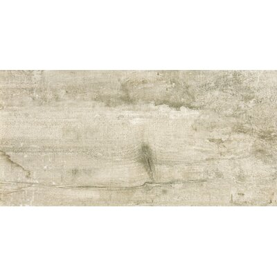 Ranch 12 x 24 Porcelain Wood Look Tile in Land