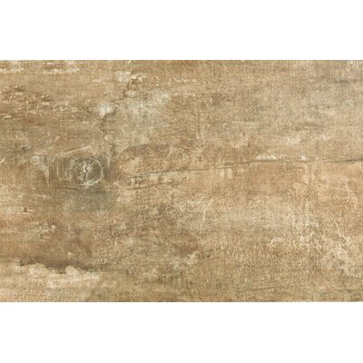 Ranch 24 x 35 Porcelain Wood Look Tile in Lodge