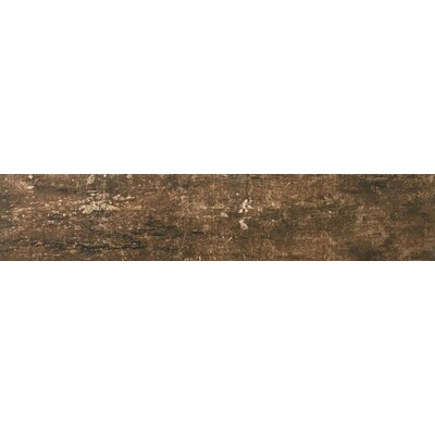 Ranch 8 x 35 Porcelain Wood Look Tile in Pasture