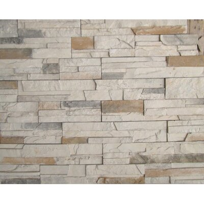 American Rockies Random Sized Concrete Composite Splitface Exterior Tile in Montreal