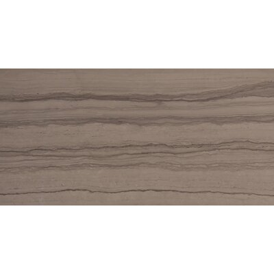 Metro 3 x 6 Marble Subway Tile in Vein Cut Honed Taupe