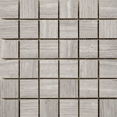 Metro 12 x 12 Limestone Field Tile in Gray
