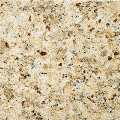 Granite 12 x 12 Field Tile in Venetian Gold