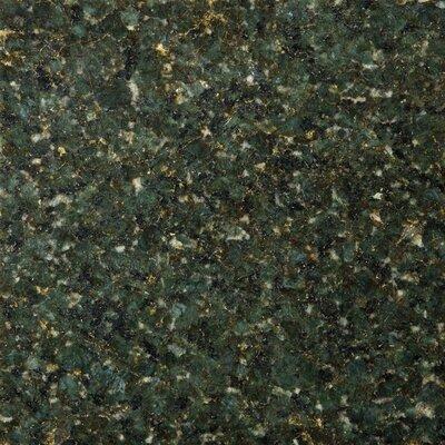 12 x 12 Granite Natural Stone Tile in Ubatuba Green