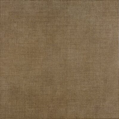 Tex-Fabric Look/Field Tile 12 x 12 Porcelain Fabric Look/Field Tile in Linen