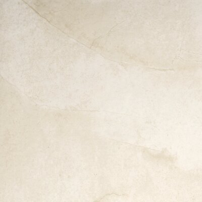 St. Moritz ll 18 x 18 Porcelain Field Tile in Cream