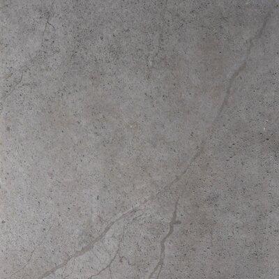 St. Moritz ll 18 x 18 Porcelain Field Tile in Gray