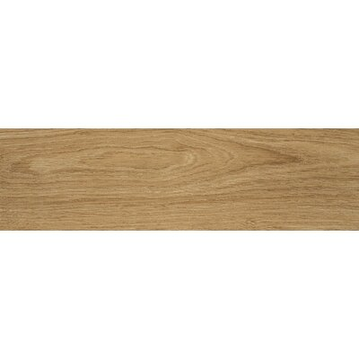 Grove 6 x 24 Ceramic Wood Look/Field Tile in Estate