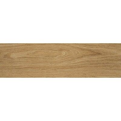 "Grove 6"" X 24"" Ceramic Wood Look/field Tile In Estate"