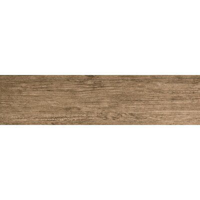 Country 6 x24 Porcelain Wood-Look Tile in Page