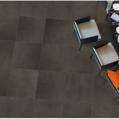 Cosmopolitan 2 x 2 Porcelain Mosaic Tile in Earth