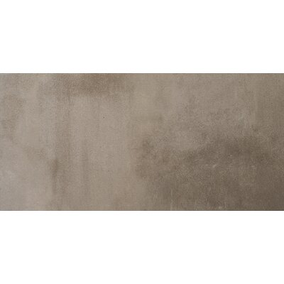 Cosmopolitan 12 x 24 Porcelain Field Tile in Steel