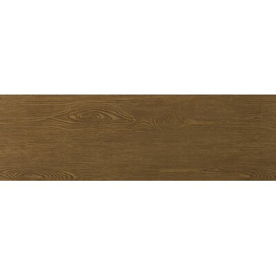 Alpine 8 x 36 Porcelain Wood Tile in Mocha