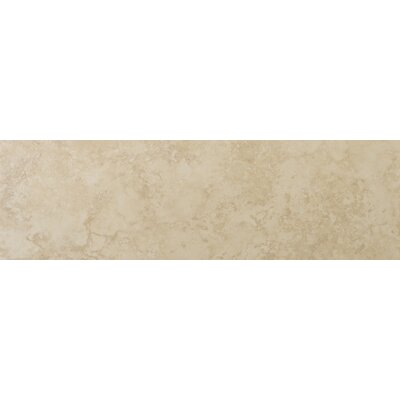 Odyssey 13 x 3 Surface Bullnose Tile Trim in Beige