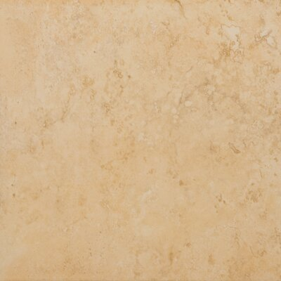 Odyssey 13 x 13 Ceramic Field Tile in Oro