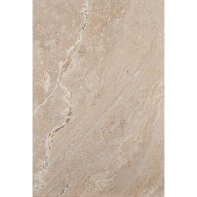 Travertine 16 x 24 Chiseled Field Tile in Valencia
