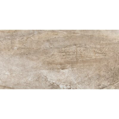 Eurasia 12 x 24 Porcelain Field Tile in Cafe