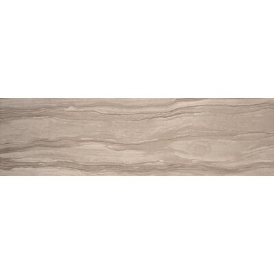 Motion 13 x 3 Bullnose Tile Trim in Gesture