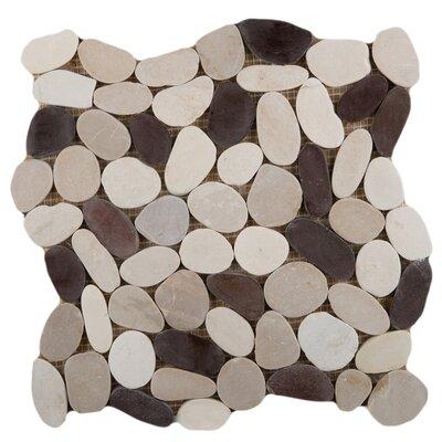 Flat Venetian Pebbles 12