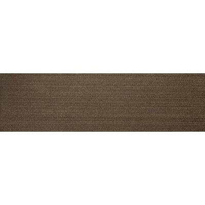 Spectrum 12 x 3 Porcelain Bullnose Tile Trim in Nashira