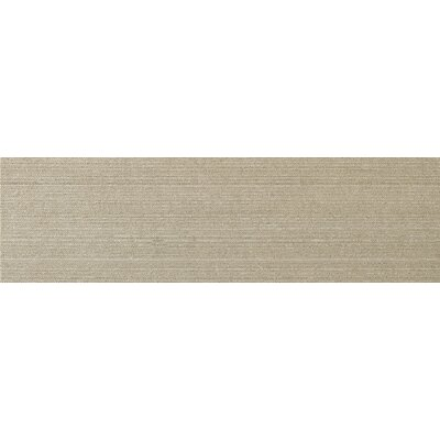 Spectrum 12 x 3 Bullnose Tile Trim in Porrima