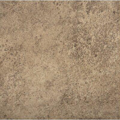 Toledo 13 x 13 Ceramic Field Tile in Noce