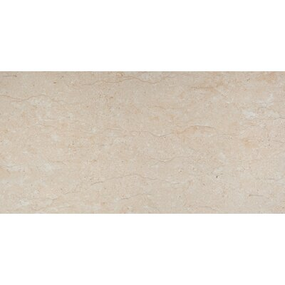 Park Avenue 16 x 32 Porcelain Field Tile in Marfil Polished