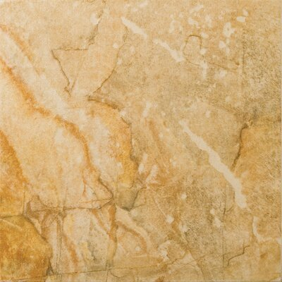 Bombay 13 x 13 Porcelain Field Tile in Kalva