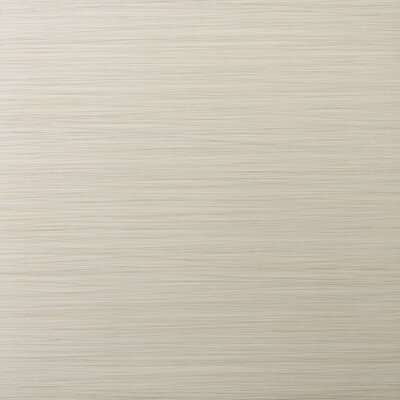 Strands 12 x 12 Porcelain Fabric Look/Field Tile in Oyster
