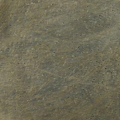 Quartzite 16 x 16 Slate Field Tile in Golden Green