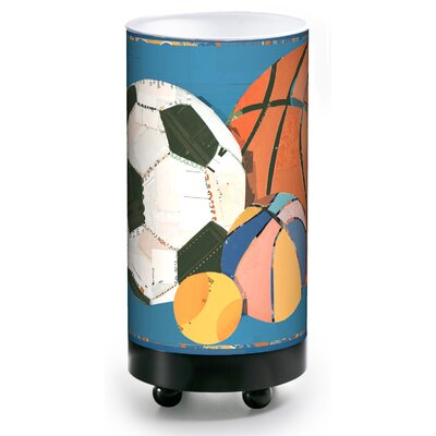 illumalite Designs Old Time Sports Balls Accent Table Lamp at Sears.com