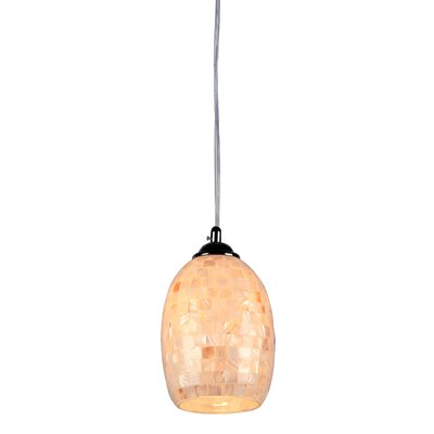 Melia 1-Light Mini Pendant