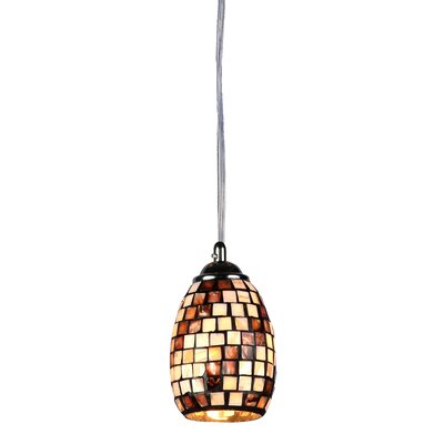 Keifer 1-Light Mini Pendant