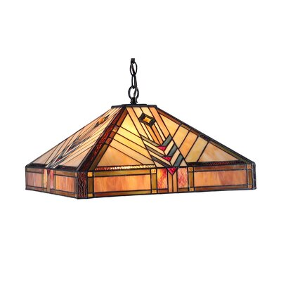 Edward 2-Light Billiard Light
