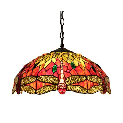 Mar Vista 2-Light Bowl Pendant
